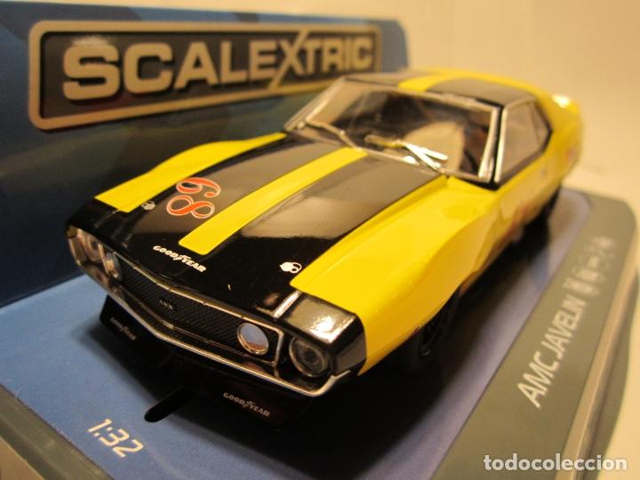 AMC JAVELIN TRANS AM 1971 SCALEXTRIC U.K. NUEVO (Juguetes - Slot Cars - Scalextric SCX (UK))