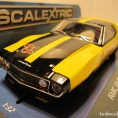 Scalextric: AMC JAVELIN TRANS AM 1971 SCALEXTRIC U.K. NUEVO. Lote 169471188