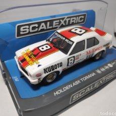 Scalextric: SCALEXTRIC UK HOLDEN ASX TORANA 1978 SUPERSLOT REF. C3758. Lote 169722880