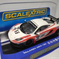 Scalextric: SCALEXTRIC UK MCLAREN MP4 12C N°22 REF. C3389 SUPERSLOT. Lote 169765909
