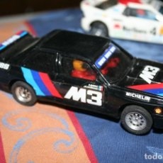 Scalextric: COCHE SCALEXTRIC BMW M3. Lote 171812100
