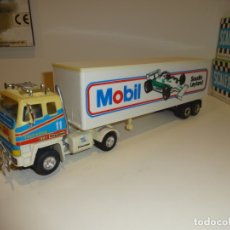 Scalextric: SCALEXTRIC. SUPERSLOT. CAMION. TRUCK LEYLAND ROAD TRAIN. Lote 172186904
