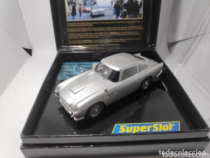 Superslot Aston Martin Db5 James Bond 007 Golde Verkauft Durch Direktverkauf 172351969