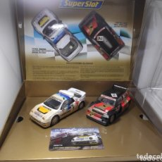 Scalextric: SUPERSLOT CLASSIC RALLYCROSS REF. S3267A. Lote 172409352