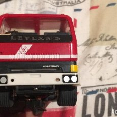 Scalextric: SCALEXTRIC. CAMION CON REMOLQUE. LEYLAND ROAD TRAIN. Lote 173420770