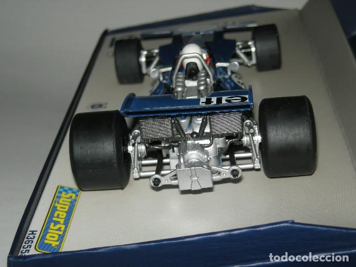 Scalextric: F1 TYRRELL 003 JACKY STEWART 1971 SUPERSLOT LEGENDS/SCALEXTRIC NUEVO EN CAJA - Foto 4 - 257932995