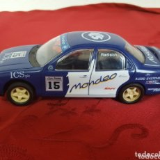 Scalextric: FORD MONDEO HORNBY HOBBIES SCALEXTRIC INGLES. Lote 173814289