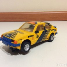 Scalextric: FORD ESCORT SCALEXTRIC UK. Lote 244949220