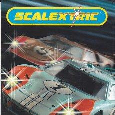 Scalextric: CATALOGO SCALEXTRIC . Lote 175966867