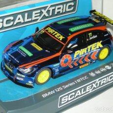 Scalextric: BMW 125 SUPERSLOT/SCALEXTRIC UK NUEVO EN CAJA. Lote 177628894