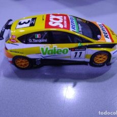 Scalextric: SEAT LEON SCALEXTRIC. Lote 180293396