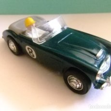 Scalextric: SCALEXTRIC AUSTIN HEALEY 3000 C 74 VERDE Nº 8 MADE IN ENGLAND. Lote 181089698