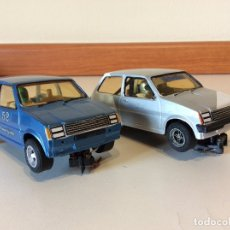 Scalextric: PACK MG METRO SCALEXTRIC UK. Lote 182151882