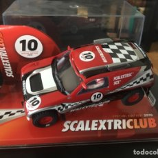 Scalextric: SCALEXTRICLUB ESPECIAL EDICIÓN 2010. Lote 182255760