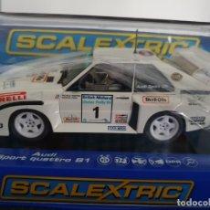 Scalextric: AUDI QUATTRO ENVIO GRATIS. Lote 183095468
