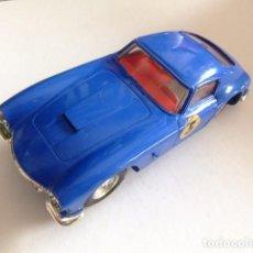 Scalextric: SCALEXTRIC TRIANG / FERRARI GT 250 BERLINETTA AZUL CON LUCES. Lote 184190687