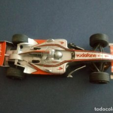 Scalextric: COCHE SCALEXTRIC VODAFONE MC LAREN MERCEDES MP4-21 - MADE IN CHINA. Lote 184435243