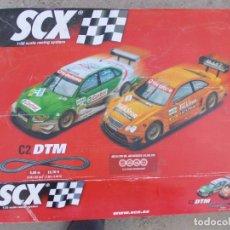 Scalextric: SCX DTM 1:32 CAJA . Lote 185222817