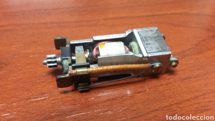 Scalextric: Motor Scalextric Tri-Ang - Foto 2 - 187107993