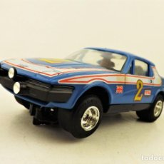 Scalextric: SCALEXTRIC HORNBY TRIUMPH TR7. Lote 189896576