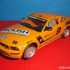 Scalextric: FORD MUSTANG. HORNBY. Lote 191383152