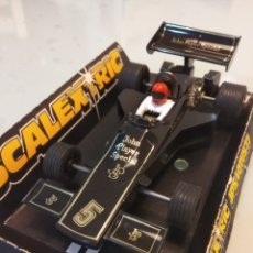 Scalextric: LOTUS 77 JOHN PLAYER SPECIAL. Lote 191535152