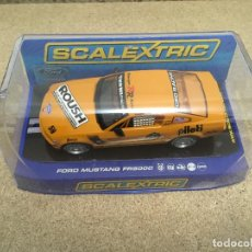 Scalextric: FORD MUSTANG FR5000C PARA SCALEXTRIC -ESCASO USO- REF.: C2888. Lote 192391088