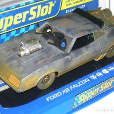 Scalextric: FORD XB FALCON MAD MAX SUPERSLOT/SCALEXTRIC NUEVO EN CAJA. Lote 193946331