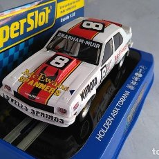 Scalextric: SCALEXTRIC SUPERSLOT INGLÉS UK HOLDEN A9X TORANA CON LUCES. EN URNA.NUEVO. Lote 194199316