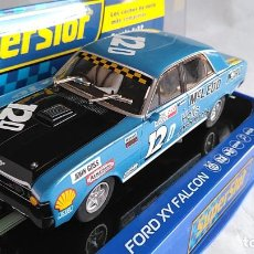 Scalextric: SCALEXTRIC SUPERSLOT INGLÉS UK FORD XY FALCON LUZ TRASERA . EN URNA.NUEVO. Lote 194199538