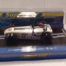 Scalextric: SLOT CATERHAM RS300#19 ESCALA 1:3. Lote 194239743