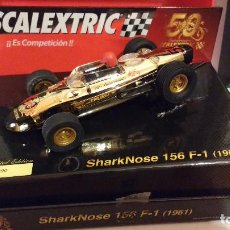 Scalextric: SLOT FERRARI SHARKNOSE F-1 ESCALA 1:32. Lote 194241321