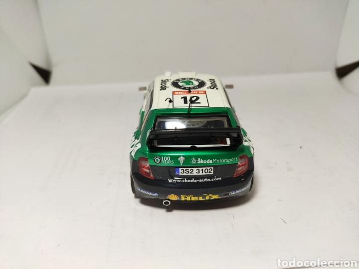 Scalextric: SUPERSLOT SKODA FABIA WRC COLIN MCRAE SCALEXTRIC UK - Foto 4 - 194313320