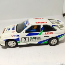 Scalextric: SUPERSLOT FORD ESCORT COSWORTH SCALEXTRIC UK. Lote 194551641