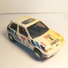 Scalextric: SCALEXTRIC - FORD FIESTA - MADE IN GREAT BRITAIN (UK) - HORNBY HOBBIES LTD. Lote 195015386
