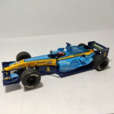 Scalextric: SUPERSLOT RENAULT F1 R24 FERNANDO ALONSO N°8 SCALEXTRIC. Lote 195032015