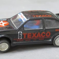 Scalextric: FORD SIERRA COSWORTH TEXACO. SLOT. Lote 197264353