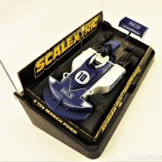 Scalextric: SCALEXTRIC (UK) HORNBY C129 MARCH 771 FORD. Lote 198016777