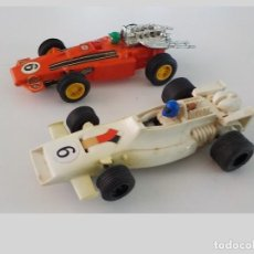 Scalextric: SCALEXTRIC.DOS COCHES CIRCUITOS INGLESES.. Lote 199143798