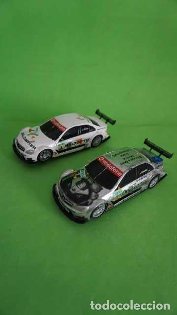 LOTE 2 COCHES SCX COMPACT (Juguetes - Slot Cars - Scalextric SCX (UK))