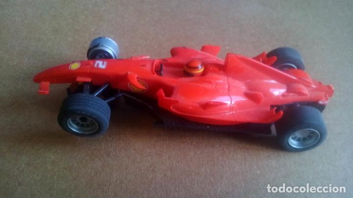 ING RENAULT R-28 - FORMULA 1 - COCHE SCALEXTRIC (Juguetes - Slot Cars - Scalextric SCX (UK))