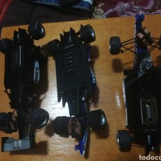 Scalextric: LOTE 3 COCHES SCALEXTRIC PARA RECICLAJE. Lote 201274171