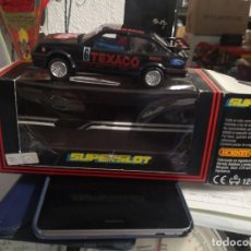 Scalextric: FORD RS COSWORTH DE SUPERSLOT REF.-C.004. Lote 201523568