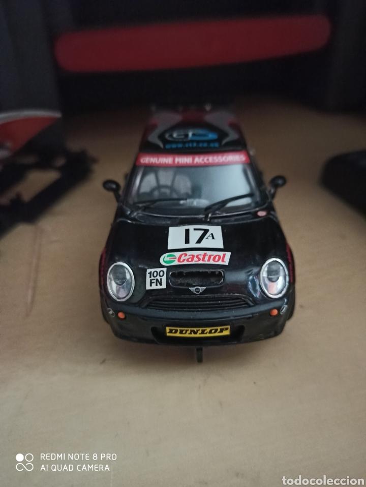 MINI COOPER SUPERSLOT HORNBY S CALEXTRIC DESCATALODADO (Juguetes - Slot Cars - Scalextric SCX (UK))