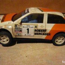 Scalextric: SEAT IBIZA KIT CAR SCX BUEN ESTADO ,FUNCIONA CORRECTAMENTE. Lote 204092735