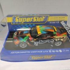 Scalextric: SUPERSLOT ASTON MARTÍN VANTAGE GT3 AUSTRALIAN CHAMPIONSHIP 2013 REF. H3856. Lote 256018745