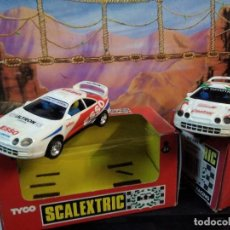 Scalextric: 2 TOYOTA CELICA SCALEXTRIC. Lote 205239052