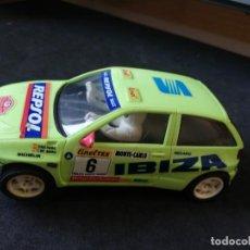 Scalextric: SEAT IBIZA KIT-CAR SCX. Lote 205362476