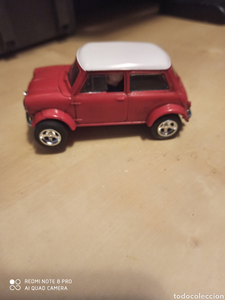 Scalextric: MINI COOPER ANTIGUO - Foto 2 - 205445271