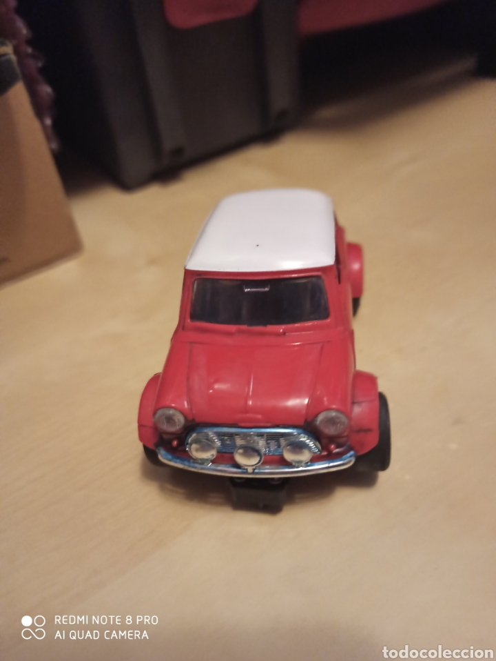 MINI COOPER ANTIGUO (Juguetes - Slot Cars - Scalextric SCX (UK))